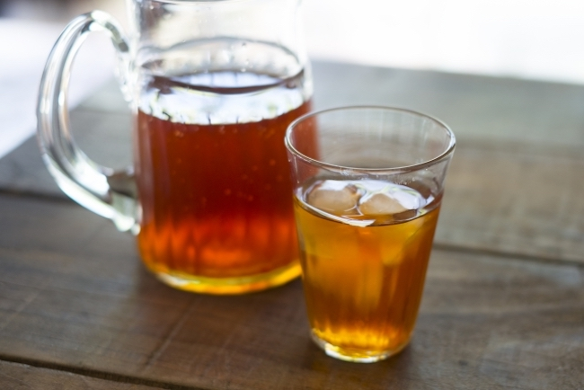 暑い夏に美味しい麦茶を