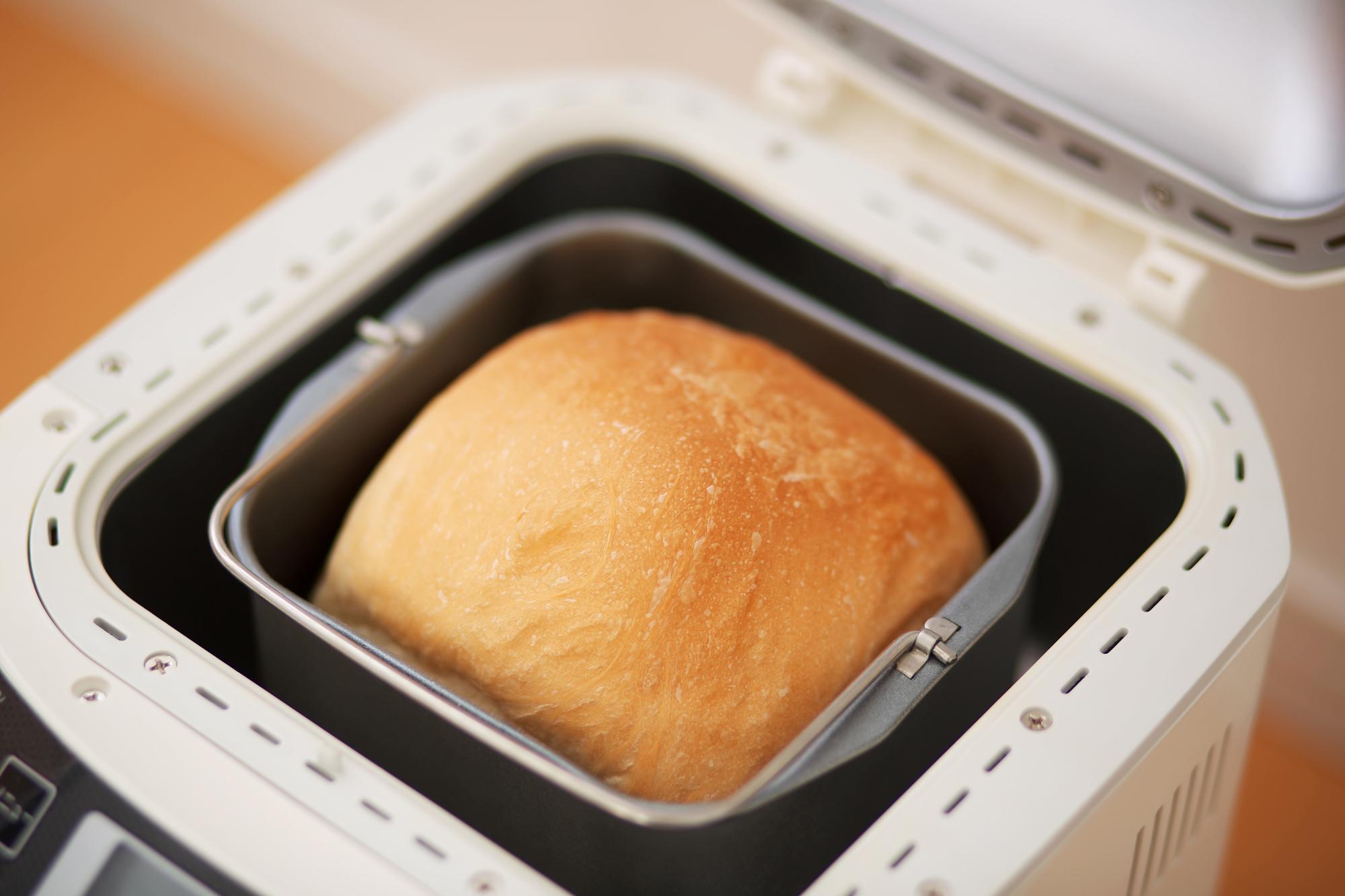 お家で焼くパンをもっと美味しく