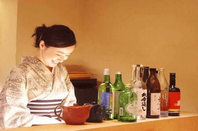 【素敵なお店へ】日本料理と桜しゃぶしゃぶ「そま莉」(目黒) -2-『人と人とをつなぐ縁の下の力持ちに』