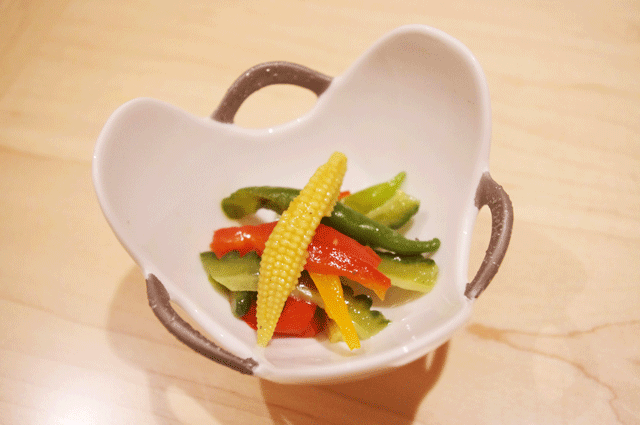 夏野菜金平