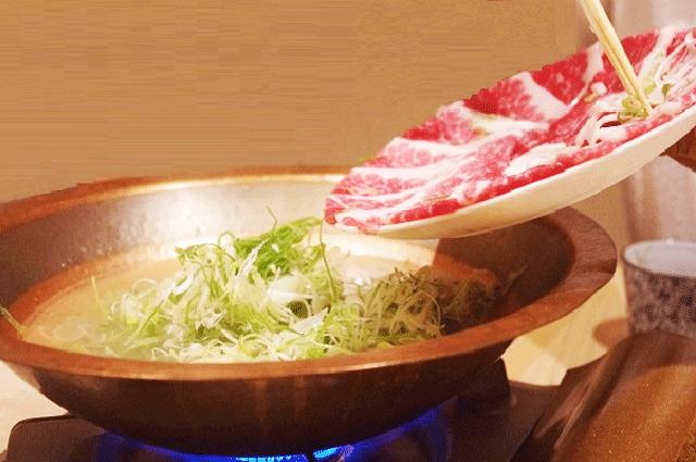 【素敵なお店へ】日本料理と桜しゃぶしゃぶ「そま莉」(目黒)-3-『熊本の桜しゃぶしゃぶを頂きました』