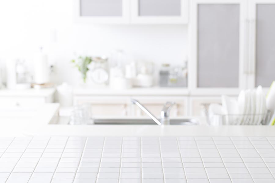 キッチンの大掃除をしよう