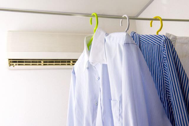 湿気対策 衣服