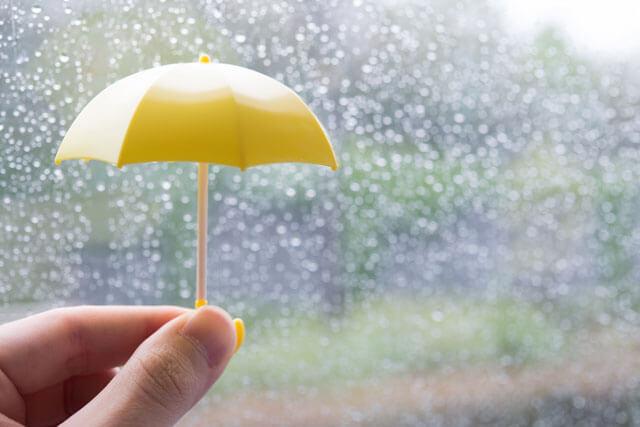 梅雨間近!お家の湿気対策をして快適に過ごそう