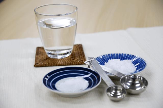 脱水の強い味方、経口補水液の作り方