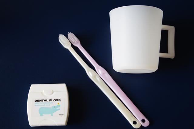 歯ブラシは1か月に1回を目安に交換