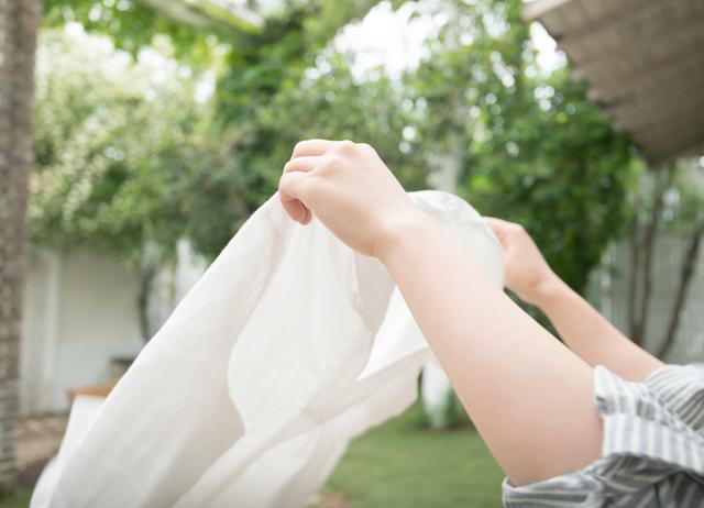 アレルギー・アトピーにもやさしい洗濯のコツ