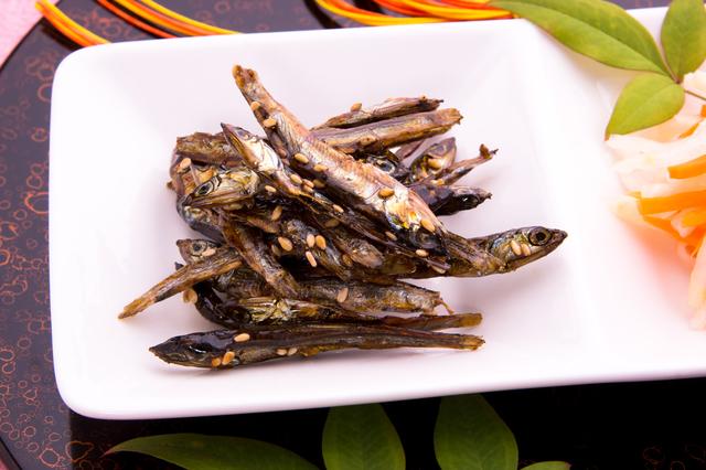 【おせち料理】「祝い肴三種」 田作り(ごまめ)のレシピ