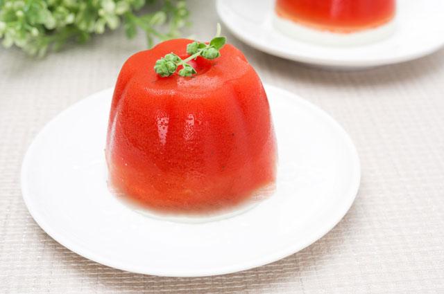 ダイエット、アンチエイジングに。 かんたんトマト寒天レシピ