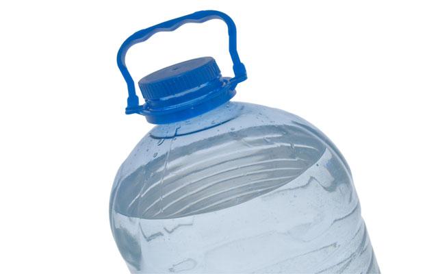 ウォーターサーバーの水